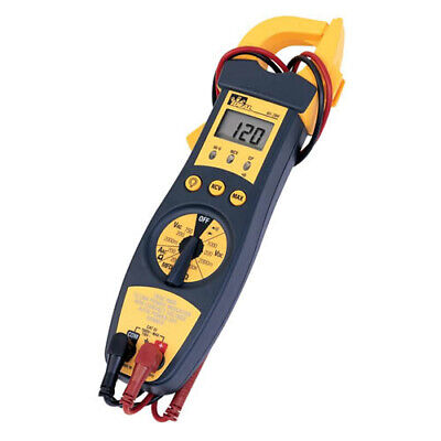 Ideal Electrical 61-704 4-in-1 Testertrms200anon-contact Voltage