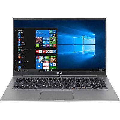 LG Gram 15.6 Inch Touchscreen Laptop / Core i7 / 512GB SSD / 16GB RAM / Win 10