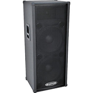 WANTED GOOD QUALITY BRAND NAME DUAL 15 INCH SPEAKERS
