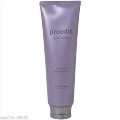 LebeL Proedit Care Works Hair Treatment BOUNCE FIT Plus 250ml from Japan F/S