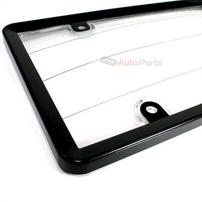BLACK Plastic License Plate Blanks 6 X12 Sign Signmaking Vinyl Cutter