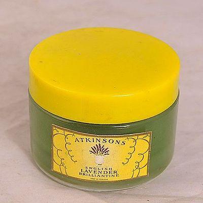 Vintage Atkinsons English Lavender Brilantine
