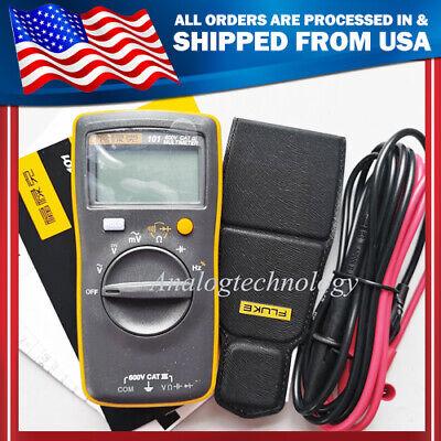 Fluke 101 Kit Palm-sized Digital Multimeter Usa Seller