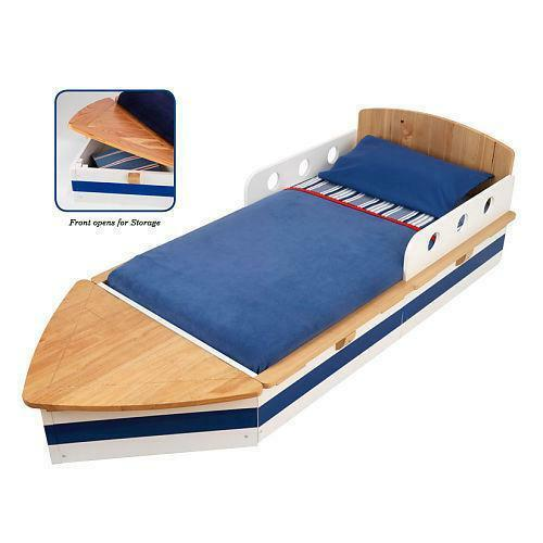 Toddler Boat Bed Ebay