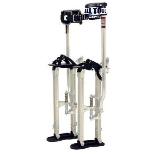 SurPro Interlok Aluminum Drywall Stilts15-23 in. (SUR-SS-1523AP)