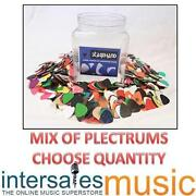 100 Guitar Picks