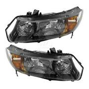 Honda Civic SI Headlights
