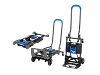 Cosco Shifter Heavy Duty Multi-Position Folding Hand Truck and Cart - (2-in-1 )