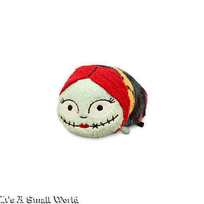 Disney Store USA The Night Before Christmas Sally Tsum Tsum Mini 3 1/2