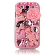 Samsung Galaxy S3 3D Bling Case