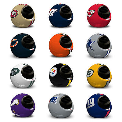 NFL Licensed Infrared Space Heater - Portable Dual Adjustable Thermostat