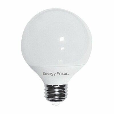 Bulbrite 505018 CF19G30WW/E 19W CFL G30 Globe E26 Base 75W Equivalent Warm White