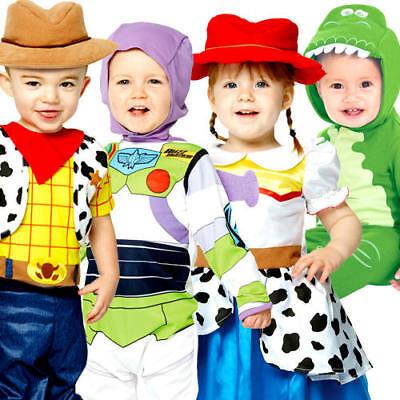 Toy Story Infants Fancy Dress Disney Book Day Toddler Kids C