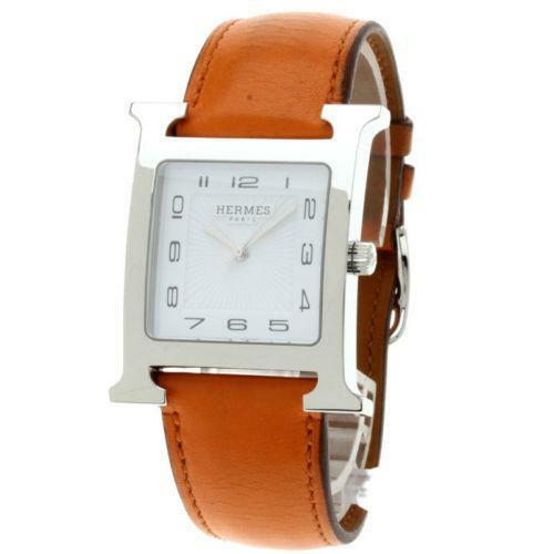 hermes h watch ebay
