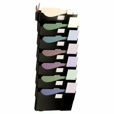 Oic Grande Central Filing System - 38.3 Height X 16.6 Width X 4.8 Depth - 7