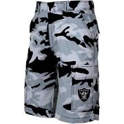 Oakland Raiders Shorts
