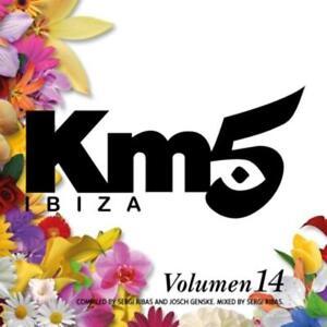 KM5 Ibiza Vol.14 von Various Artists 2CD NEU (2014)