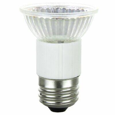 Sunlite 75MR16/MED/FL 75-Watt Halogen MR16 Medium Based Mini Reflector Bulb Mr16 Mini Reflector