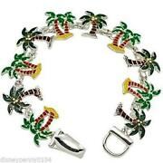 Palm Tree Bracelet