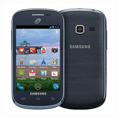 Samsung Galaxy Centura Sch S738c Wi Fi   3G  3 5In Smartphone For Tracfone Only