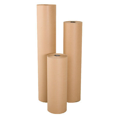 24 Paper Kraft Roll Rolls Wrapping Wrap Cushioning Void Fill Packing 900