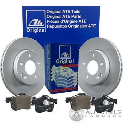 Ceramic Bremsbeläge ATE Bremsscheiben 330mm Warnkontakt hinten VW Touareg