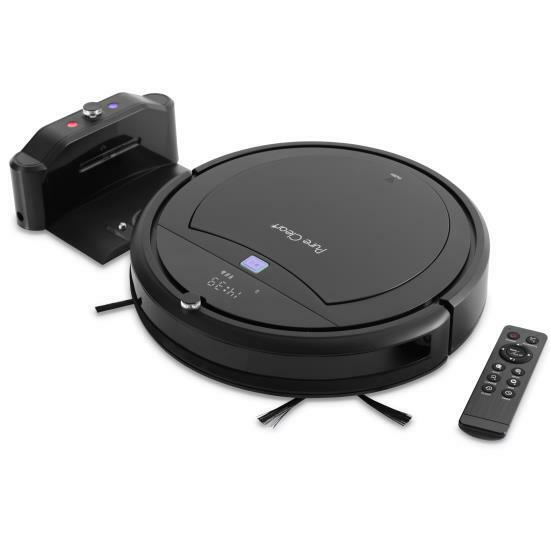 PureClean PUCRC99 Smart Robot Vacuum Cleaner, Auto Recharge,