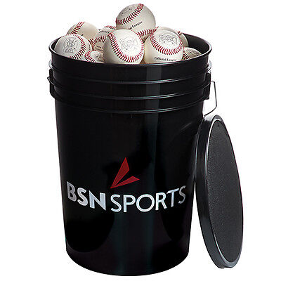 BSN SPORTS™ Bucket with 36 Mark 1™ Official League Baseballs