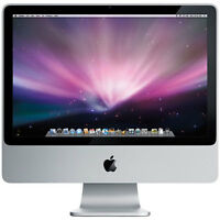 Apple Silver Imac's with Yosemite Starting from $399