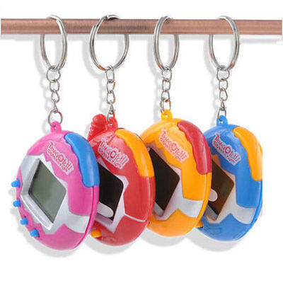 US STOCK 90S Nostalgic 49 Pets in One Virtual Cyber Pet Toy Funny Tamagotchi