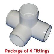 3/4 PVC Fittings