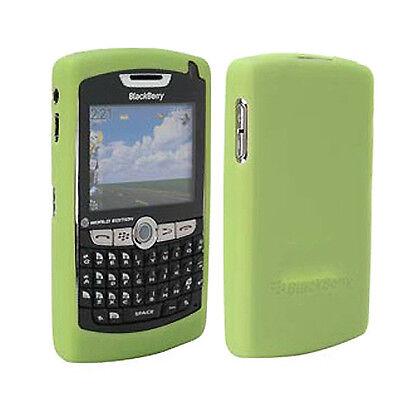 Orignal NEW Blackberry Lime Green Gel Skin Case Blackberry 8800 8820 8830