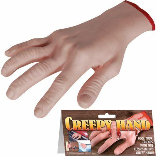 Fake Creepy Rubber Hand