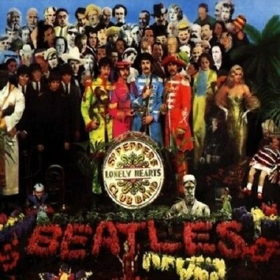 The Beatles - Sgt Pepper's Lonely Hearts Club Band (2017 Stereo Mix) [New (Sgt Peppers Lonely Hearts Club Band Vinyl)