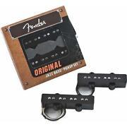 Fender Noiseless Jazz Bass Pickups