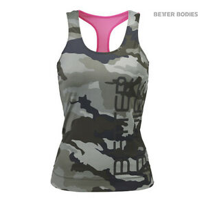 New-Better Bodies T Back Tank