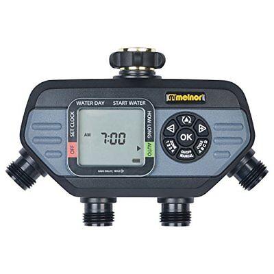 Melnor 73280 Hydrologic 4 Zone Digital Timr