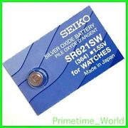 SR621SW Watch Battery