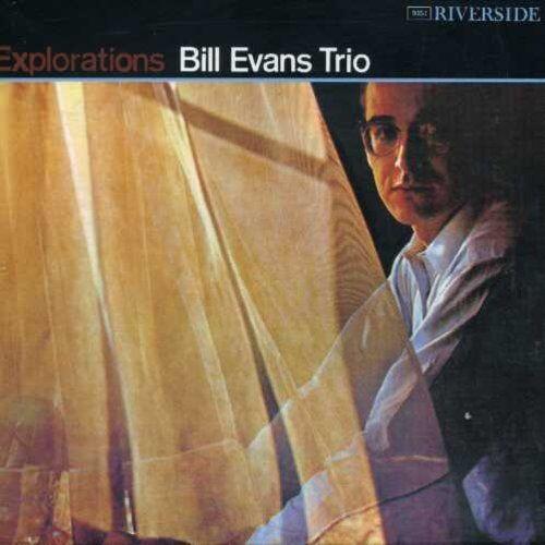 Bill Evans - Explorations [New SACD] Hybrid SACD