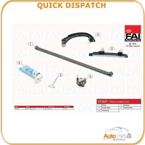 TIMING CHAIN KIT FOR  TOYOTA IQ 1.4 01/09- 2517 TCK67