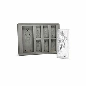 Star Wars Han Solo Ice Cube Tray or Mold $15.00