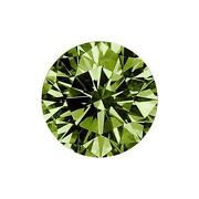 Loose Green Diamond