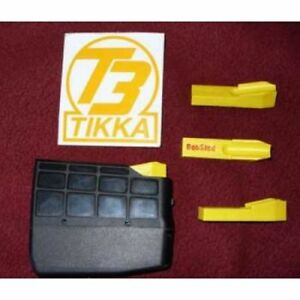 Tikka T3 T3X Magazine single shot follower