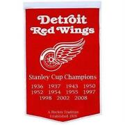 Red Wings Banner