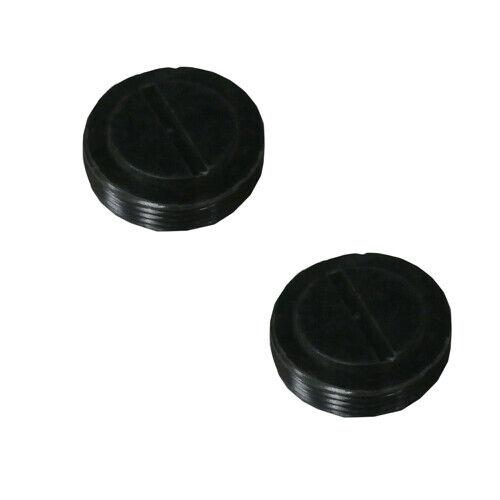 Ryobi R4122 2 Pack of Genuine OEM Replacement Brush Caps # 089041033011-2PK