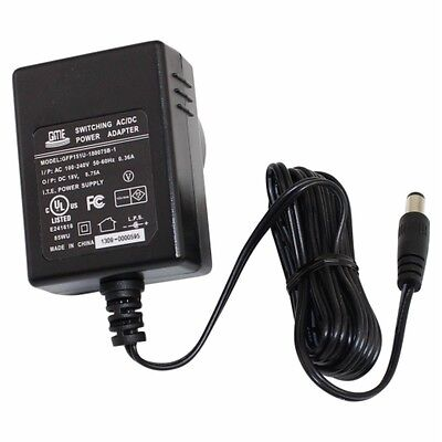 18 Volt 0.75 Amp Plug In Wall Mount Power Supply Gfp151u-18 Volt