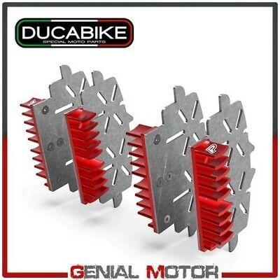 Dissipatori Pinze Brake Red Ducabike Ducati 1198  S  R  Sp 2009 > 2011