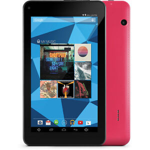 *Brand New Sealed Box* - Ematic 8GB Android Tablets (Pink)