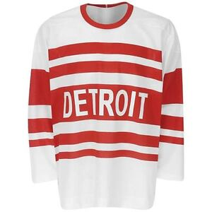 Detroit Red Wings Jersey - Striped - New London Ontario image 2