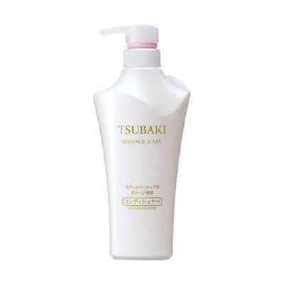 NEW!! JAPAN Shiseido TSUBAKI Damage Care conditioner white 500ml / Japan import